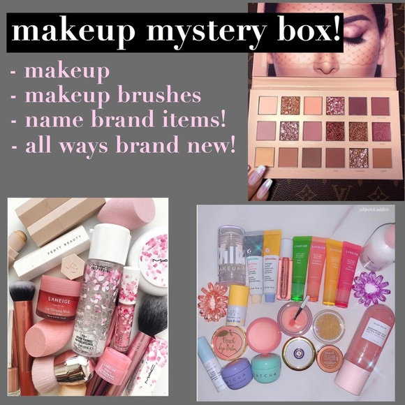 Other - makeup mystery box!